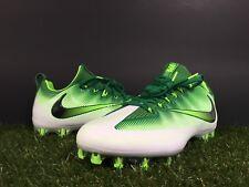 Nike Vapor Untouchable Pro Size 11.5 Football Cleats Pine Green White 833385-301