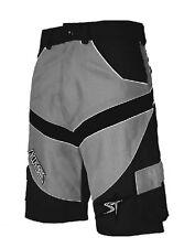 Shorts, ST-Hardride New Generation, grau/schwarz