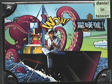 Jay Chou: Exclamation Mark (2011) CD & DVD SUITCASE BOX TAIWAN