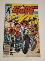 G.I.JOE: A REAL AMERICAN HERO #32 Feb 1985 1st App LADY JAYE! Newsstand!