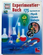 Was ist WasRainer KötheExperimentier-Buch 175 Physik ChemieBiologie TOP