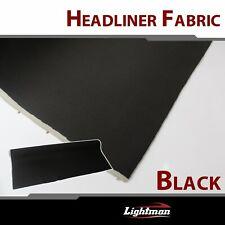 Car Headliner Fabric Material Repair Ceiling Foam Backed Upholstery DIY 100