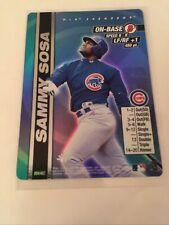 2000 MLB Showdown--1st Edition--Sammy Sosa--Foil--#94--Chicago Cubs