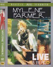 Mylene Farmer: Live A Bercy Live (1997) DVD ***NEW Sealed Fast Shipping***