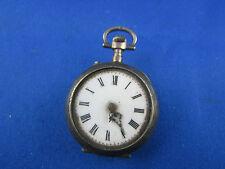 ancienne petite montre a gousset en argent