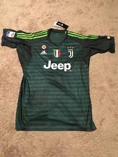 Gianluigi Buffon Juventus Final Match Adidas Jersey With #UN1CO Patch (Size XL)