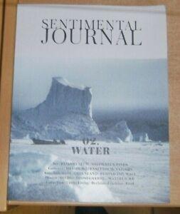 Sentimental Journal magazine Vol #2 2021 Water. Art, Rijksmuseum, Shipwreck find