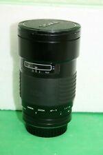 Sigma Zoom AF-7 28-200mm 1:4~5.6 For Minolta Lens