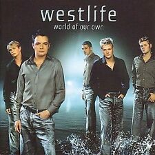 Westlife / World Of Our Own **NEW** Music CD
