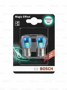 BOSCH 1 987 301 025 Glühlampe Blinkleuchte vorne für MERCEDES-BENZ VW RENAULT