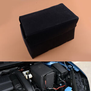 Battery Cover Protective Cloth Box Bag fit for VW Golf Touran Tiguan Audi A3 S3