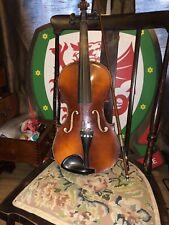 Tatra By Rosetti Stradivarius Model Violin Czechoslovakia