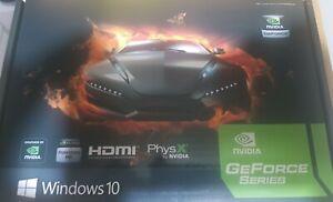 Brand new Nvidia Gforce GT730 4GB- Gaming Graphics card - hdmi