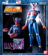 DIANA A GX-11 MAZINGER Z GIRL ROBOT BANDAI SOUL OF CHOGOKIN USA SELLER MIB SOC