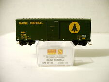 MICRO TRAINS 07300150 073 00 150 MAINE CENTRAL MEC 40' SINGLE DOOR #6336 N