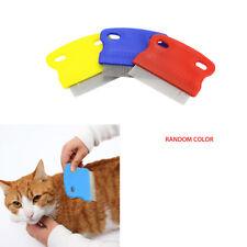 Mascotas Aseo Multifunción Aguja Peine para Pelo de Perros Gatos Cepillo Seguro