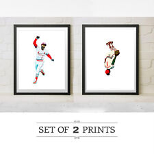 Go Crazy Folks Ozzie Smith St Louis Cardinals Flip Set Baseball Art Wizard Gift