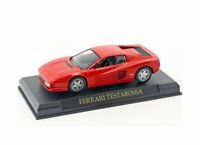 Altaya 1/43 Scale Diecast Model Car AL5219E - Ferrari Testarossa - Red