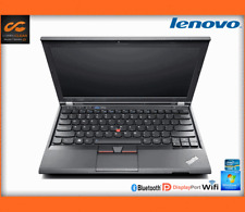 "Lenovo X230 Laptop, 12"" Intel i5 2.6GHz, 8GB RAM, 128GB SSD, Windows 7 Pro"