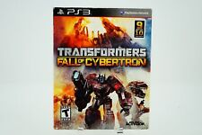 Transformers Fall Of Cybertron: Playstation 3