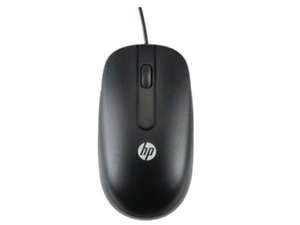 HP QY777AA USB Optical Scroll Mouse