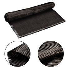 "Carbon Fiber Cloth Fabric Sleeve 1.5/""//38.10mm Diameter 3k Aerospace 8.3oz 281gsm"