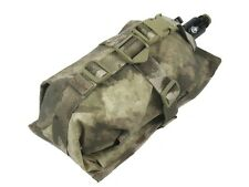 Pouch Case molle pals A-tacs Au Ninja Air Tank olive Paintball bag waterproof