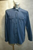CHEMISE JULES JEANS FITTED  TAILLE XL  DRESS SHIRT/CAMISA/CAMICIA TBE
