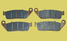 Honda CB600 Hornet front brake pads (1998-2013) FA226 type, 2 sets - NOT ABS