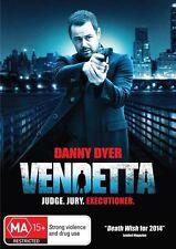 Vendetta DVD NEW