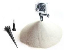 Spike aringa Mount F. GoPro Go Pro HD HERO 3,3+ Accessori Picchetti Adattatore SPIEDO