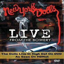 Live From the Bowery 2011 by New York Dolls (DVD, 2011, 429 Records)