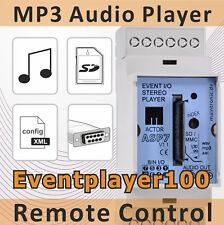 MP3 Sprachspeicher für Moderne Klingel Audiostation REG 2TE
