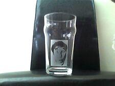 Frankie Howerd Etched Engraved Pint  Beer Glass