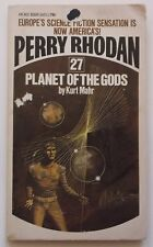 #27 Perry Rhodan PLANET OF THE GODS science fiction paperback ACE 66011