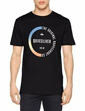 Quiksilver Ssclassirevenge Kvj0 T-shirt Homme Anthracite/solid FR L (tail...