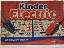 Neu! Kinder Electric, Lernspiel, noris,