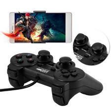 Wired Usb Gamepad Game Gaming Controller Joypad Joystick Control For Pc/ComR VB