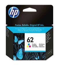 HP 62 Cartuccia Originale a Colori Stampante Getto Inchiostro Tricromia C2P06AE
