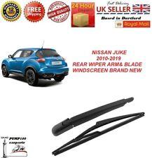 NISSAN JUKE 2010-2019 REAR WIPER ARM & BLADE WINDSCREEN NEW 305MM