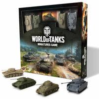 World of Tanks: Miniatures Game - Starter Set SEALED UNOPENED FREE SHIPPING