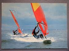 R&L Postcard: Sail Surfing, Windsurfing, JA Dixon, Modern