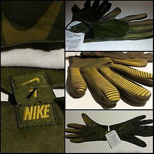 RARE NIKE Gloves LONG ROOT Designer Sample CELEBRITY Swag Back 2 School Gift LTD