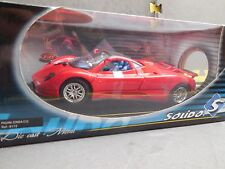 SOLIDO 1:18 Pagani Zonda C12 Die-Cast Collectors Model Car REF 8172
