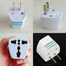 1Pc Practical EU UK AU To US USA AC Travel Power Plug Adapter Outlet Converter