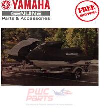 YAMAHA FX-HO FX140 WaveRunner 2002-2005 Cover BLACK 100% OEM MWV-UNIFX-00-16