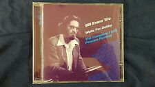 BILL EVANS TRIO - WALTZ FOR DEBBIE THE COMPLETE 1969 PESCARA FESTIVAL. CD
