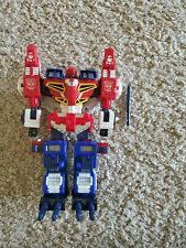 Transformers Energon Wing Saber missing one projectile