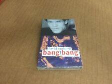 DAVID SANBORN BANG BANG FACTORY SEALED CASSETTE SINGLE