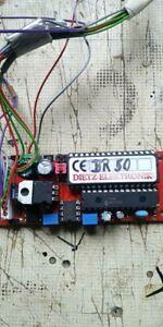 Soundmodul Dampflok BR 50 Spur G von Piko, LGB, Gartenbahn